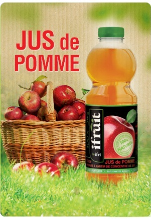 pur jus pomme ifruit